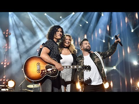 Dan + Shay Feat. Tori Kelly - Speechless (Billboard Music Awards 2019 Performance) - Dan And Shay