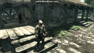 Мод для Skyrim Одежда из игры Assasins Creed