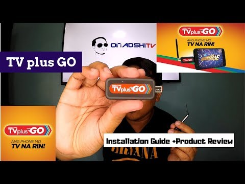 ABS-CBN TV Plus Go Review + Installation Guide