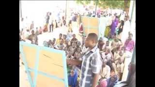 NEMA Distributes Relief Materials In Maiduguri