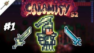 Wulfrum Equipment! Calamity Mod   Season 2 - Episode 1  