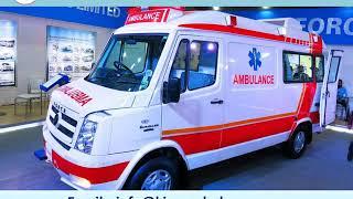 ICU Ambulance Service in Darbhanga and Muzaffarpur by King Ambulance