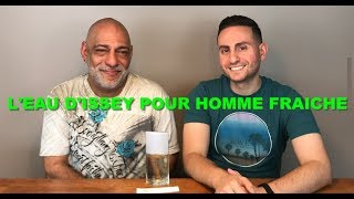 Issey Miyake LEau DIssey Pour Homme Fraiche (2016) REVIEW With Redolessence + GIVEAWAY (CLOSED)