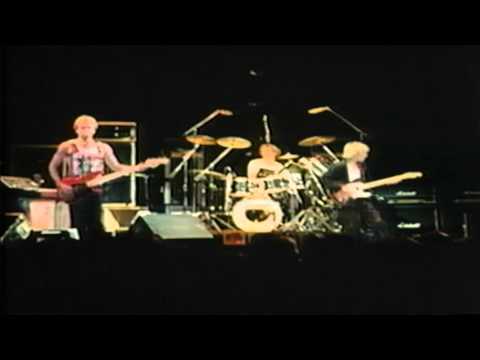 The Police - De Do Do Do, De Da Da Da (live in Frėjus)