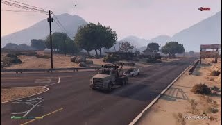 How to find a tow truck in GTA V Story Mode [Tutorial]