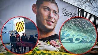 Вся история гибели Эмилиано Салы. Футбол его не забудет!