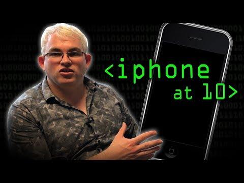 iPhone at Ten - Computerphile