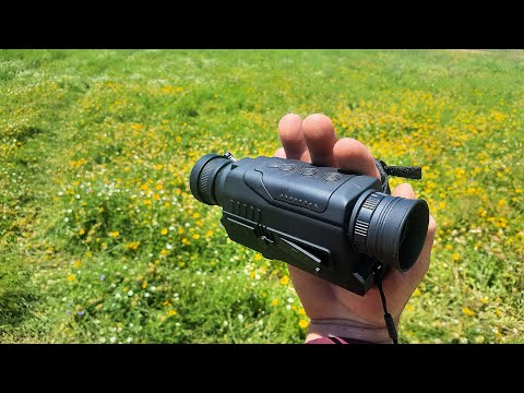 📷 🔭   $129 BOBLOV Digital Night Vision Monocular/Video Recorder.  Can it be any good?
