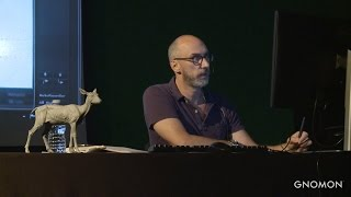 Modeling Animal Anatomy with Steve Lord: Anatomy Lab (Pt. 1)