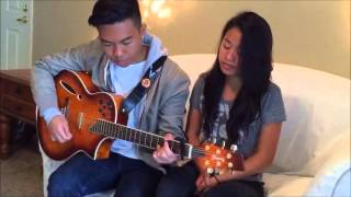 I Will Take You Home (Ed Sheeran Cover) | Nick Carrillo & Tiffany Sam