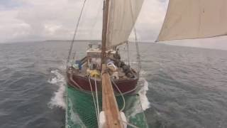 South Star's maiden sail 2016