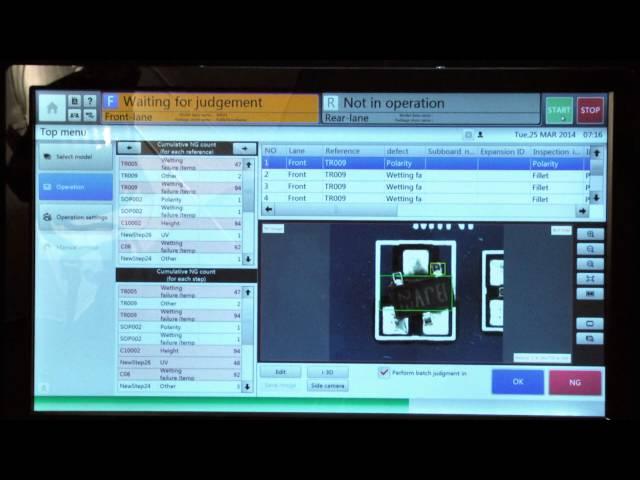 RV-1 PWB Visual Inspection Machine (AOI/SPI) [Part 1]