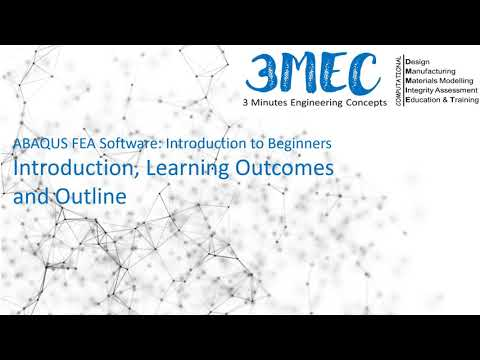 ABAQUS | Beginners Course on ABAQUS FEA Software - YouTube