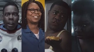 Watch Whoopi Goldberg, Leslie Jones and Tracy Morgan Hilariously Invade Oscar-Nominated Films