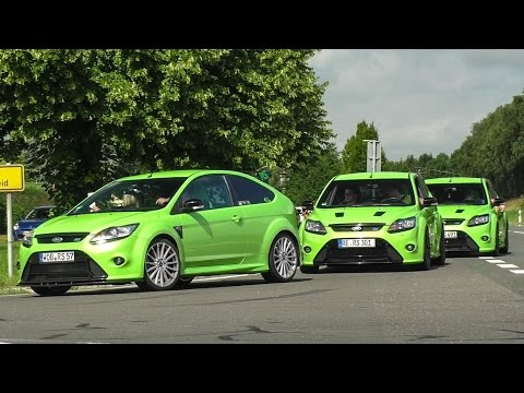 2016 Ford RS Gathering Shows How Awesome the Old 25L Turbo Was