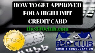 How To Get A High Limit Credit Card In 2019 Without Building Credit Card Debt - UltraFICO