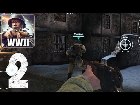 World War Heroes - Gameplay Walkthrough Part 2