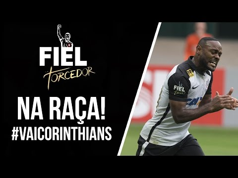 Na raça, Corinthians!