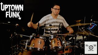 Mark Ronson Ft Bruno Mars  Uptown Funk  Drum Cover By Leandro Caldeira