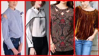New Arrival 2020 Style Women Tops And Blouses Summer Chiffon Blouse Collection Baeutiful Design