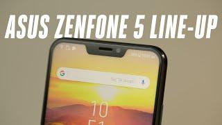 Asus Zenfone 5 ZE620KL & Asus Zenfone 5 Lite ZC600KL hands-on
