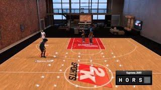 NBA 2K19|Fun Game of HORSE