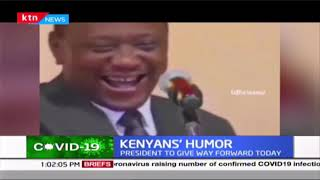 Kenyans\' Humor: Memes and videos trending on social media ahead of Presidential address today