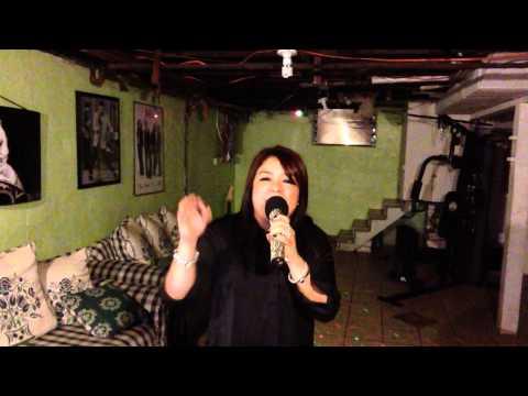 Vestida de blanco karaoke