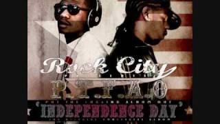 PUNCH- REP TILL WE DIE feat ROCK CITY Prod by Ben 10 & Akon *KONVICT MUSIK*