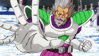 Dragon Ball Super  Broly   Tráiler #2 (Sub  ESP)