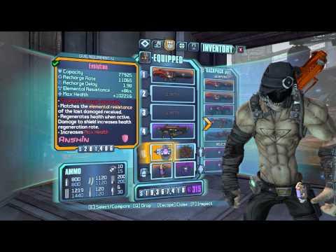 Hyperius the Invincible Solo Krieg UVHM 2 - Hellborn