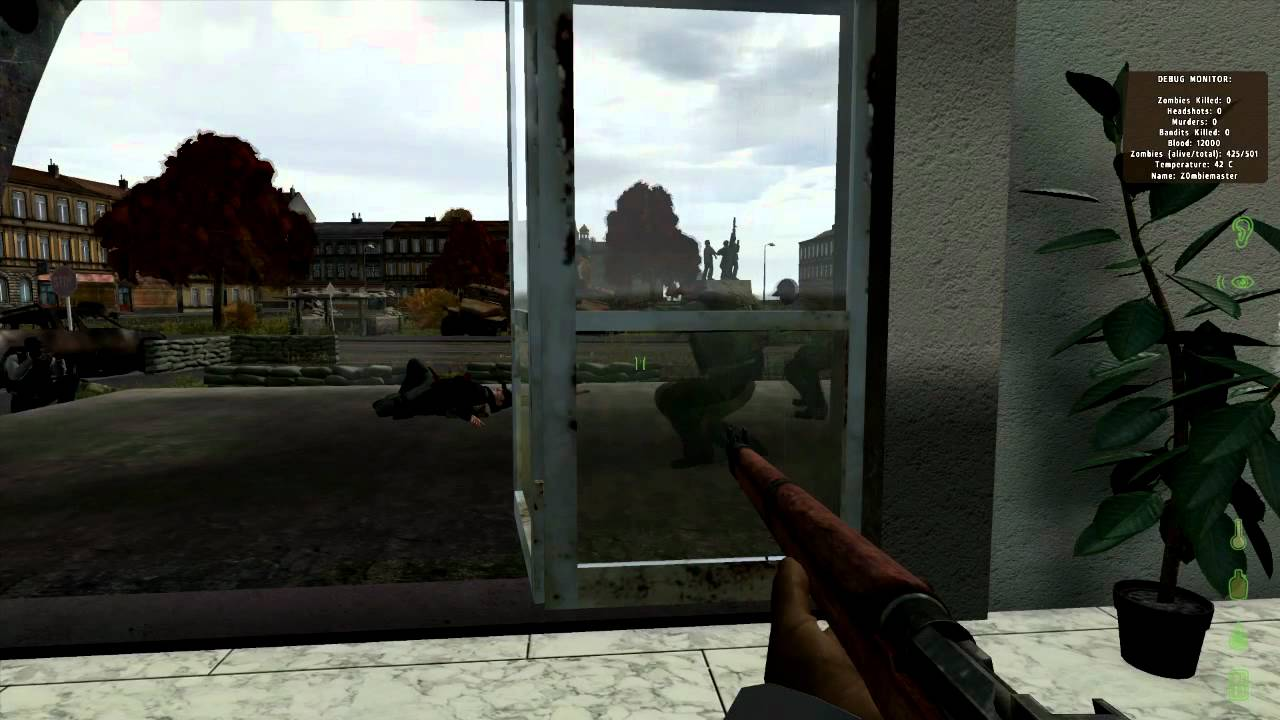 Watch Paranoia Become The Death Of An Entire Group In DayZ