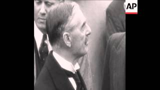 CAN151 SIGNING OF THE MUNICH AGREEMENT