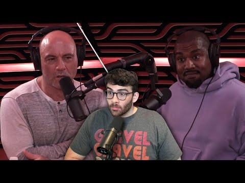 Hasanabi reacts to Kanye on Joe Rogan