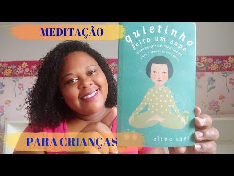 QUIETINHO FEITO UM SAPO: Exercícios de meditação para crianças e (seus pais) | Eline Snel