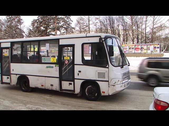 Трагедией могла закончиться поездка в автобусе
