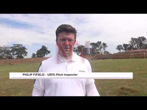 MANAGING PITCHES: UEFA expert impresses upon Ugandans the best practices