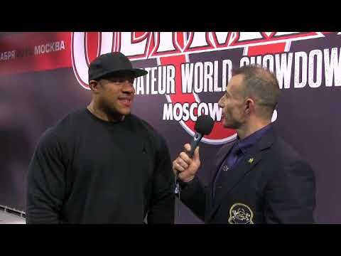 Interview Phil Heath in 2015 Olympia Moscow