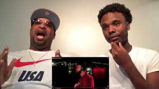 Dad Reacts to Drake - Fire in the booth