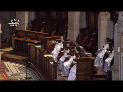 Prière du Milieu du jour du 22 mai 2021 des Bénédictines du Sacré-Coeur de Montmartre