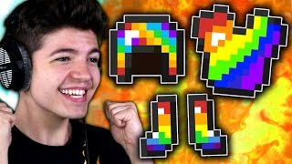 FULL GOD GEAR SET!! | Minecraft MONEY WARS
