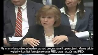 MÓJ NOWO SUBSKRYBOWANY KANAŁ – Zaginione 9 bilionów dolarów Banku Federalnego USA Napisy PL