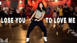 Selena Gomez - Lose You To Love Me Dance | Matt Steffanina & Nicole (STEFF Remix)