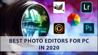 Best Photo Editor for PC 💻 Top 5 in 2020 ⭐