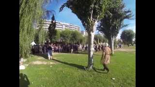 preview picture of video 'Medieval Balaguer Septembre 2013 - Batalla 1/3'