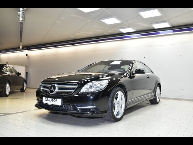 Mercedes-Benz CL 500 BE AMG Line