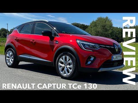 2020 Renault Captur TCe 130 EDC GPF Test Fahrbericht Review Kritik Kaufberatung Meinung Deutsch