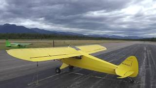 "Carlson Sparrow Ultralight Airplane - NO LICENSE REQUIRED!  ""Learn to Fly"" (Foo Fighters)"