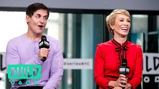 Mark Cuban, Barbara Corcoran, Kevin O'Leary & Daymond John Talk About Their Hit Show,