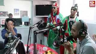 WOULD CHAAB AVEC LES GNAWAS SUR HIT RADIO